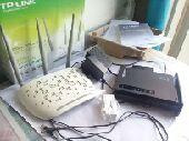 جهازين راوتر واي فاي للبيع
