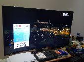 تليفزيون سامسونج منحني 49 بوصة
