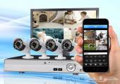 انظمة حماية وكاميرات مراقبة
