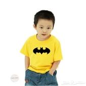 تيشيرت باتمان اطفال