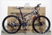 دراجة اباتشي مقاس 27 للاوزان الثقيله
