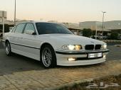BMW 740Il 2001 الناغي