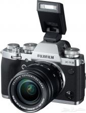 Fujifilm x-T3 with two lenses
