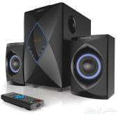 نظام مكبر صوت عالي الأد كريتيف الأصلي