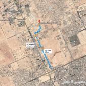 أرض تجارية مساحتها 2000 متر للإيجار