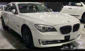 2014 BMW للبيع أو للبدل 730