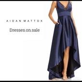 فستان ماركه AIDAN MATTOX