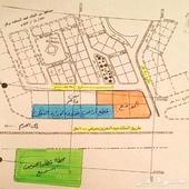 ارض للبيع مساحه 11 الف على شارع الملك عبدالعزيز ( للمطار)