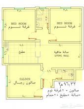 للبيع شقة 3غرف حي التيسير ب160الف