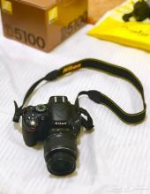 كاميرا نيكون DSLR Camera Nikon D5100
