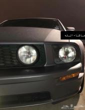 موستنج 2009 قير عادي GT فل كامل
