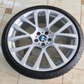 جنوط BMW مقاس 21