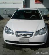 للبيع سيارة هونداي النترا 2012