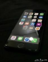 ايفون 7 عادي 128 اسود للبيع للاعلى سومه