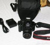 كاميرا كانون احترافية 600دي  للبيع  CANON