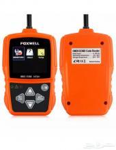 جهاز فحص السيارات Foxwell NT201