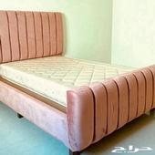 سرير نفر ونص للبيع 200x140