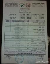 عسل سدر وشوكة انتاج الجنوب جملة الكيلو 150