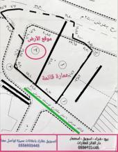 للبيع قطعة سكنية مدينة الباحة رغدان 800م