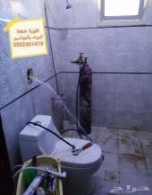 شركة غسيل خزانات المياه وعزل الخزانات