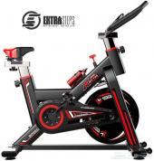 دراجة تمارين منزلية تتحمل وزن حتى 150 كيلو