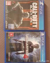 Uncharted 4 Black ops 3