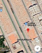 ارض تجاريه للبيع بموقع مميز بحي الرمال