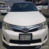 كامري 2012 للبيع ماشي 225000 قابل للزيادة