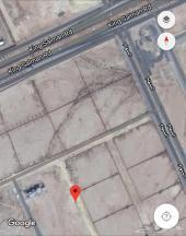 ارض حي النرجس 8800م الكيلو الثالث الغربي