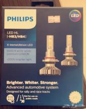 انوار LED للنور الواطي للماليبو 2017 و 2018