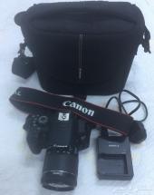كاميرا كانون D700  احترافيه شبه جديدة Canon