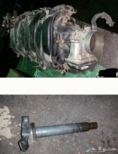 قطع غيار مكينة لكزس 460 نظيفة