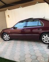 لكزس 430 سعودي 2002 للبيع راجع اعلاني