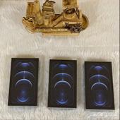 3 اجهزة ايفون 12 برو ماكس 256
