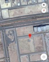 ارض حي النرجس 264 م