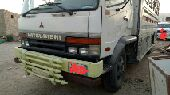 دينا ميتسوبيشي شاحنه للبيع