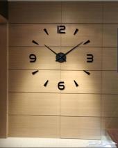bb6fee1f2 ساعات حائط 3d بالمدبنة المنورة مع التركيب.