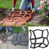 قوالب تشكيل الاسمنت للاستراحات والحدائق