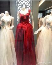 فستان جديد للبيع مقاس 8
