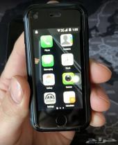 شبية ايفون 8 العجيب اصغر جوال اندرويد شريحتين