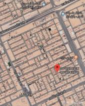 موقع مميز ارض سكنية بحي النفل شمال الرياض