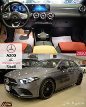 مرسيدس A200 AMG 2020