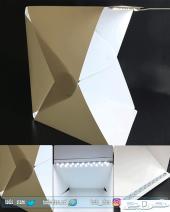 صندوق استديو تصوير صغير soft box