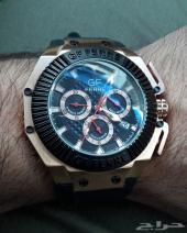 ساعة GF السويسريه