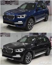 2019 BMW X3 جديد