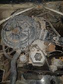 مكينة كرسيدا وجيربوكس من 1989 الى 1996 نظيفة
