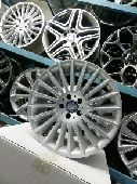 جنوط مرسيدس بنز S400 مقاس 19 موديل 2015 اصلي