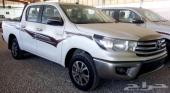 TOYOTA HILUX GLX2 DC 4X2 2018 MODEL BRAND NEW