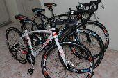 دراجة رود رياضية جديدة بالكرتون فل المونيوم