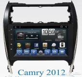 للحجز شاشات هاب كامري 2012 الى2017